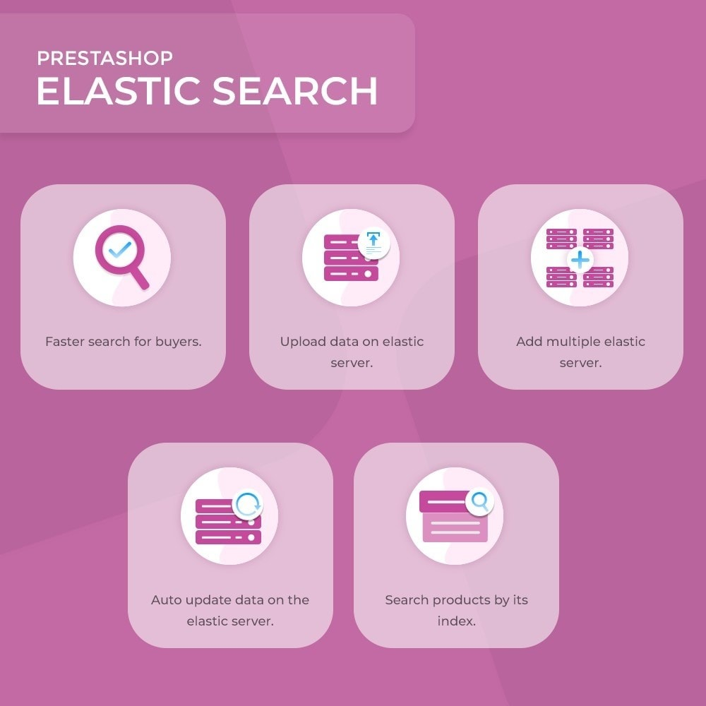 module - Search & Filters - Elastic Search | Advanced Product Search - 2