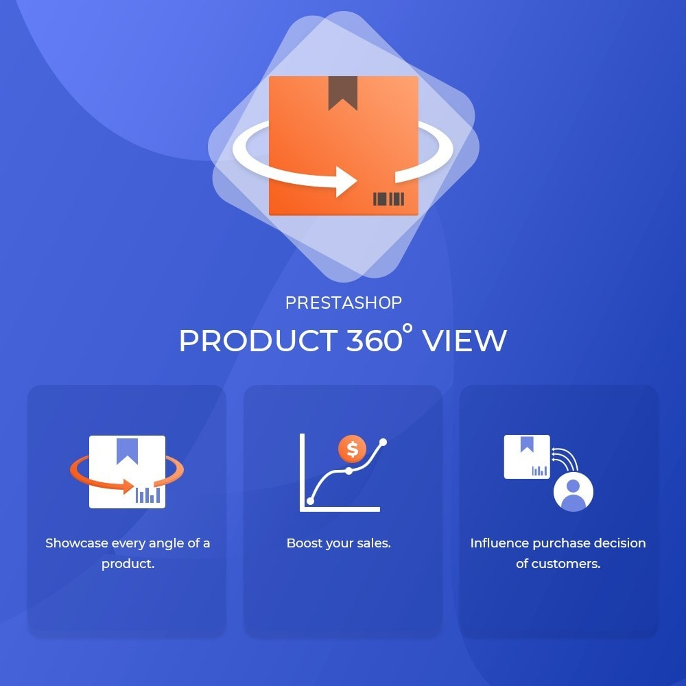 module - Visual Products - Product 360 Degree View - 1
