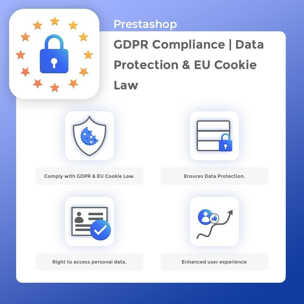 module - Juridisch - GDPR Compliance | Data Protection & EU Cookie Law - 1