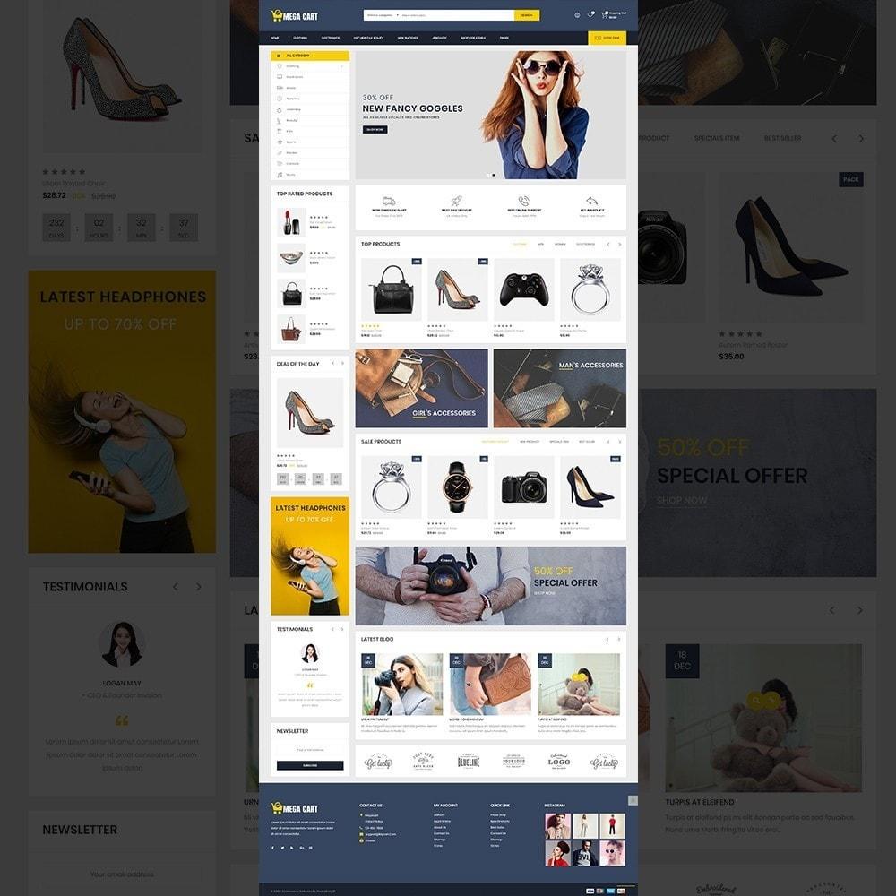 theme - Mode & Schuhe - Megacart– Multipurpose Fashion & Electronics Store - 2