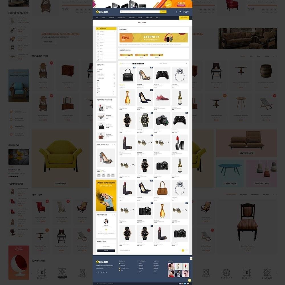 theme - Mode & Schuhe - Megacart– Multipurpose Fashion & Electronics Store - 3