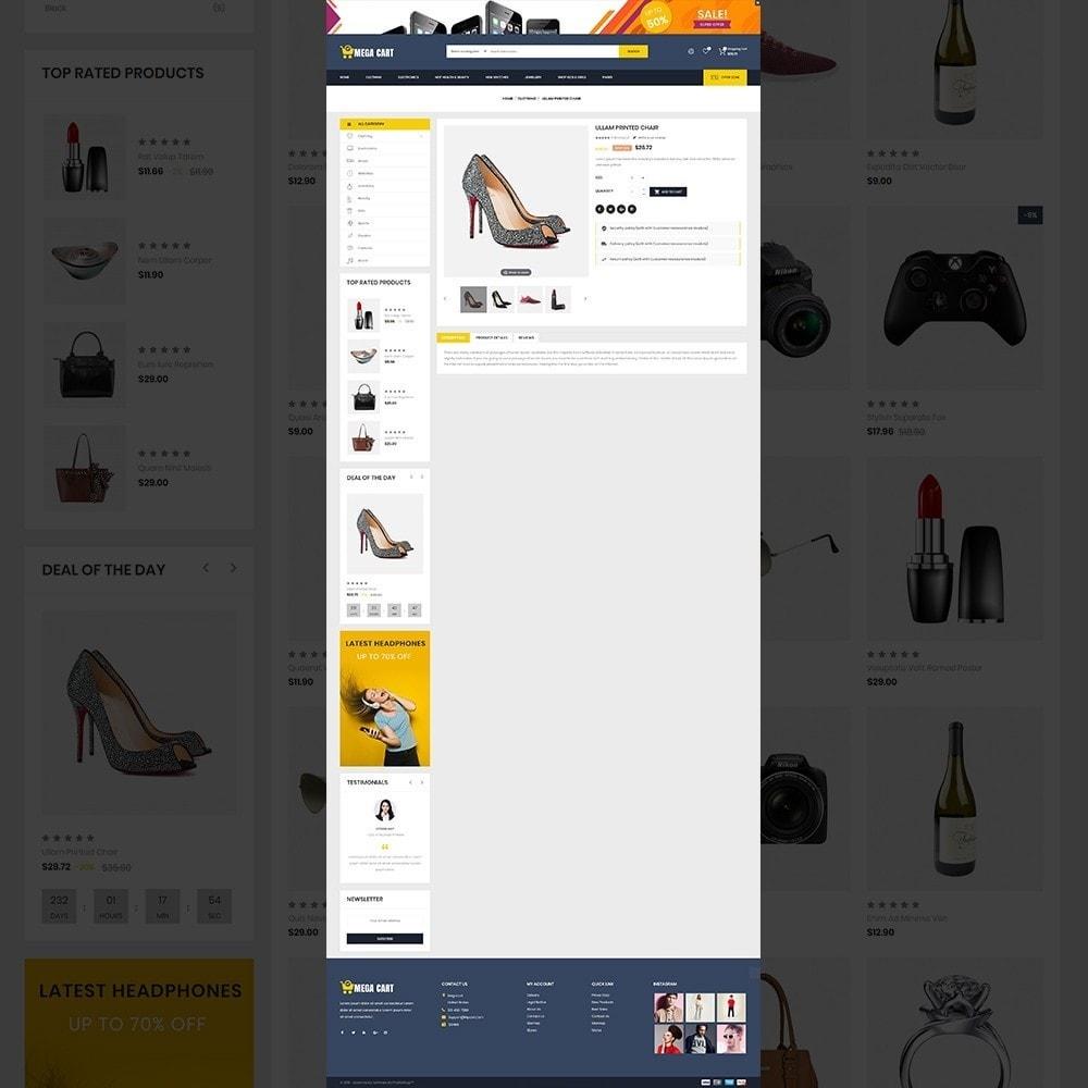 theme - Mode & Schuhe - Megacart– Multipurpose Fashion & Electronics Store - 5