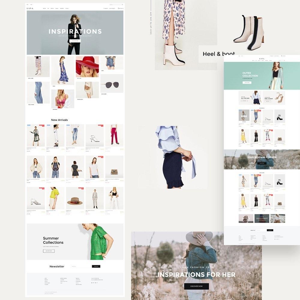theme - Fashion & Shoes - Leo Lana - 1