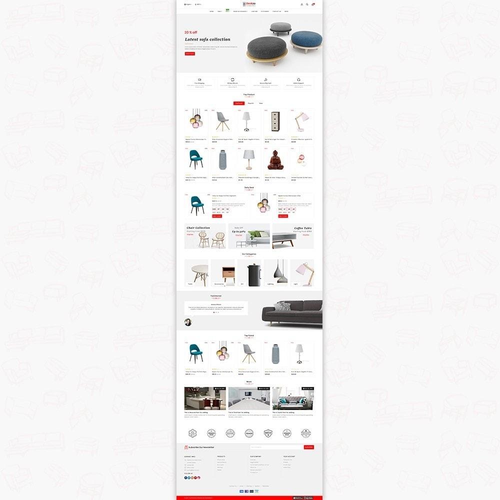 theme - Home & Garden - Deskza - The Best Furniture Store - 2