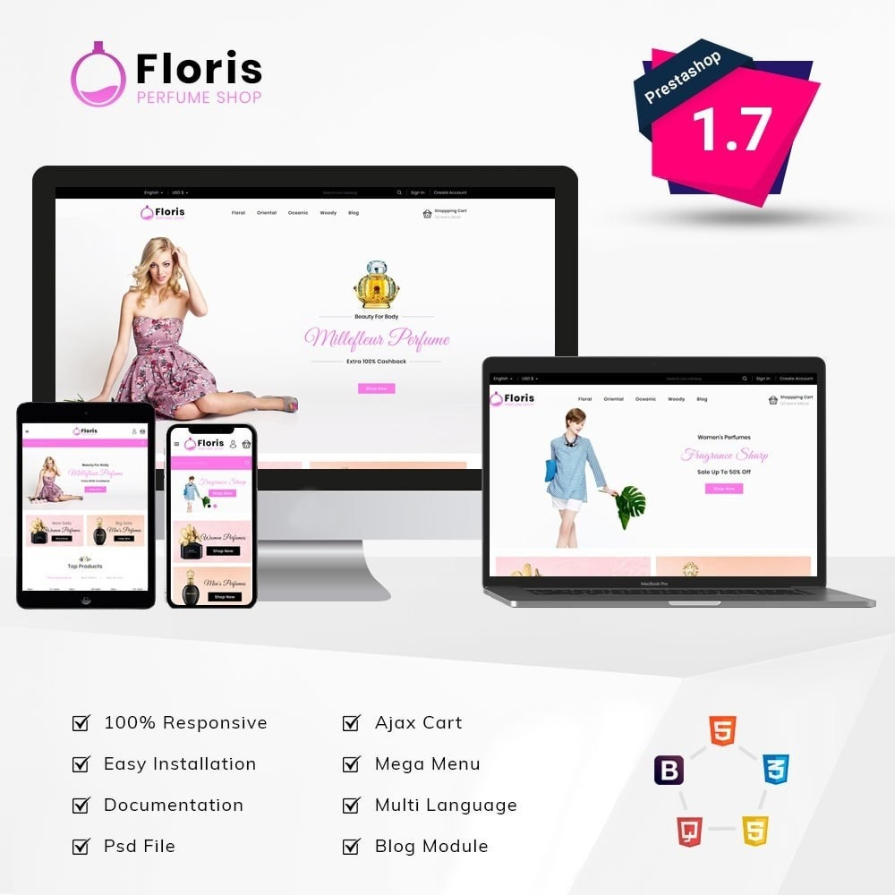 theme - Regali, Fiori & Feste - Floris Perfume Store - 1