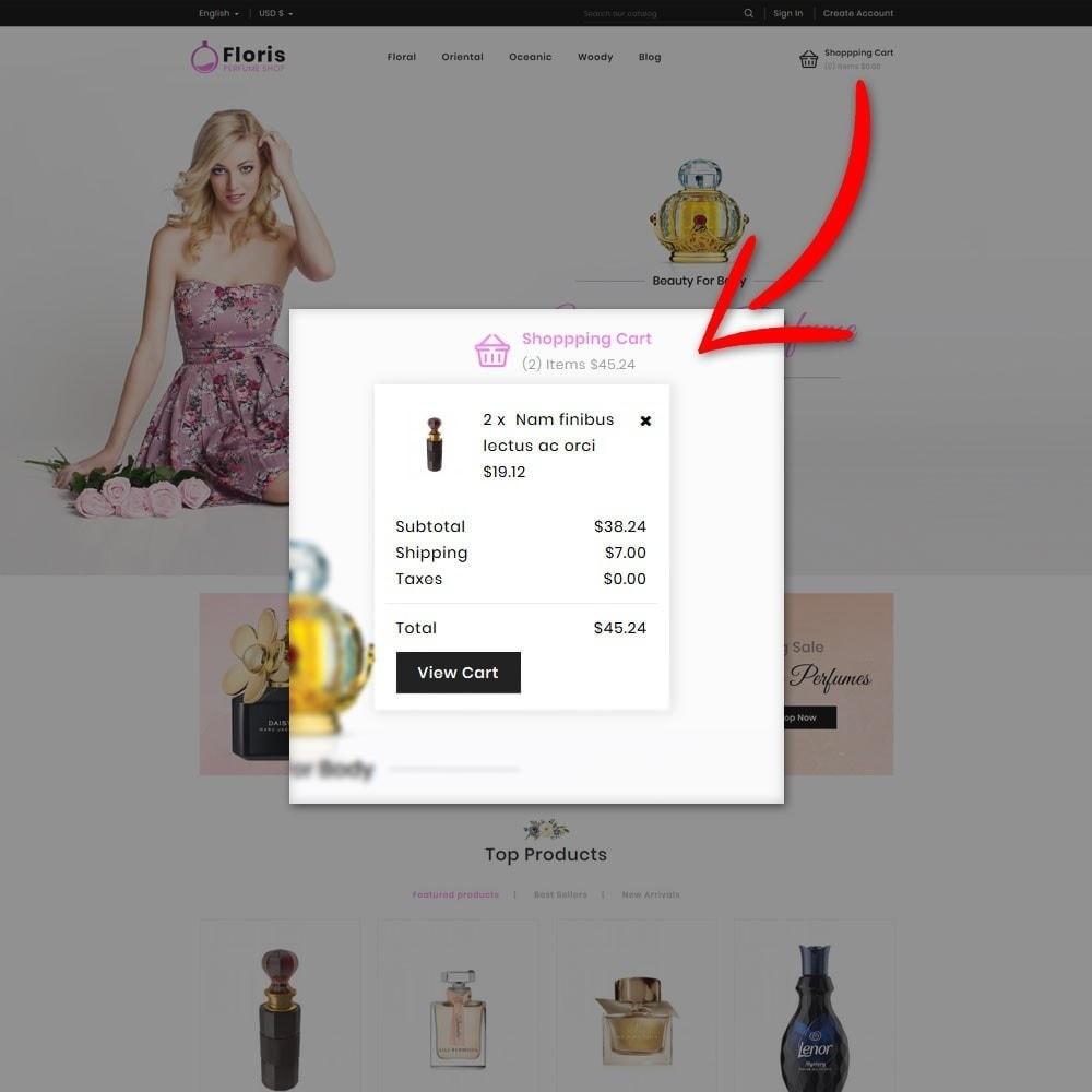 theme - Gifts, Flowers & Celebrations - Floris Perfume Store - 7