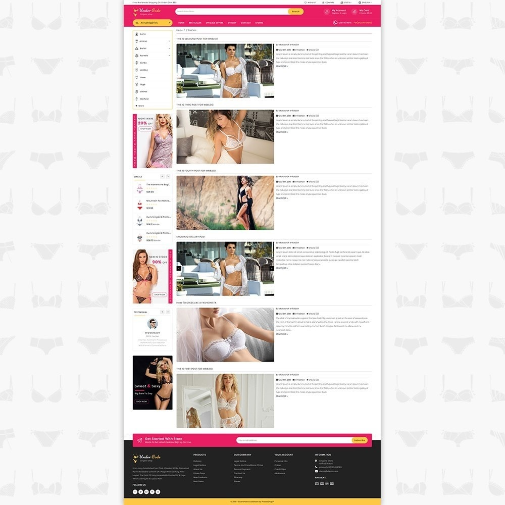 theme - Lenceria y Adultos - UnderCode -  Lingerie & Fashion Boutique Store - 7