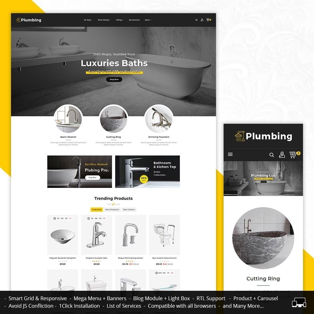 theme - Maison & Jardin - Plumbing & Apparatuses - 1
