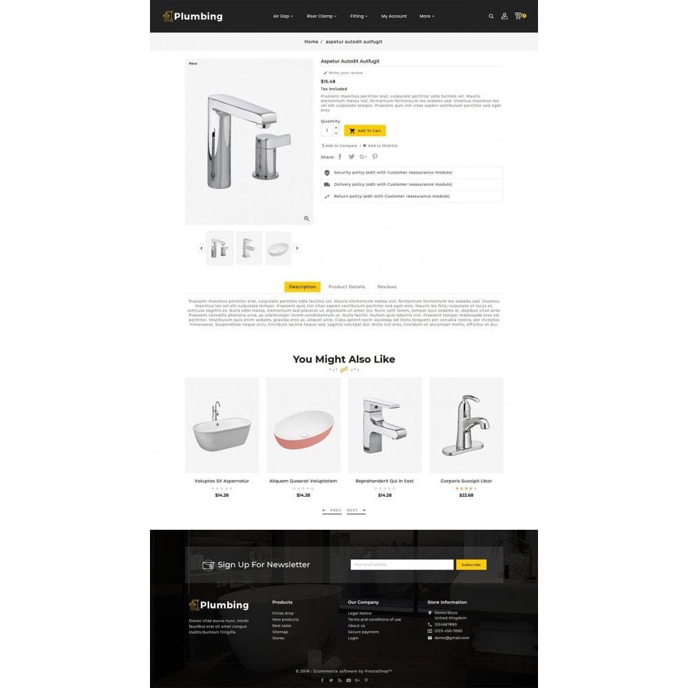 theme - Дом и сад - Plumbing & Apparatuses - 5