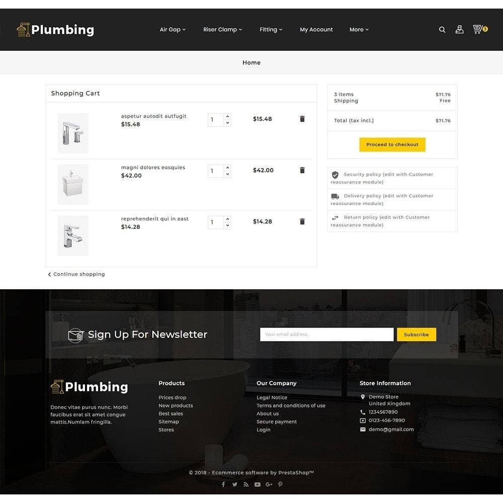 theme - Дом и сад - Plumbing & Apparatuses - 6