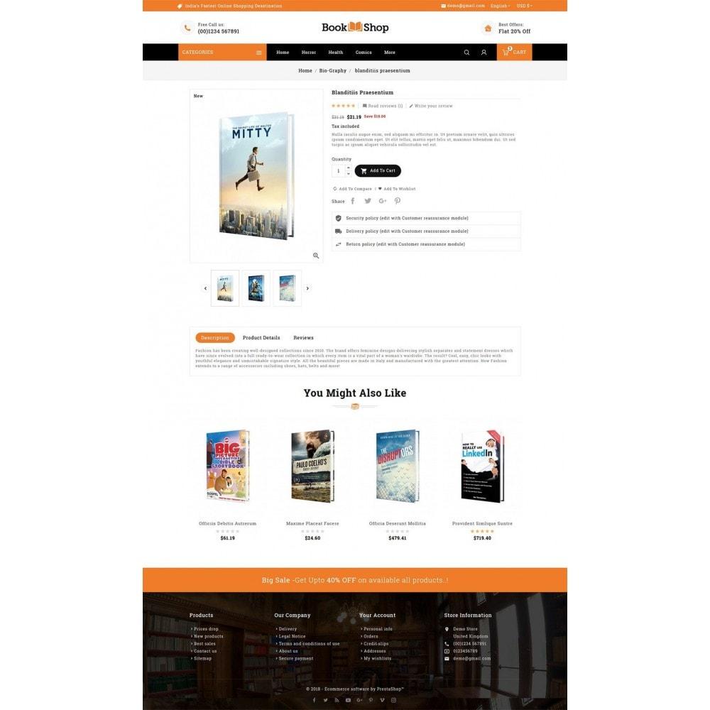 theme - Enfants & Jouets - Book Shop & Library - 5