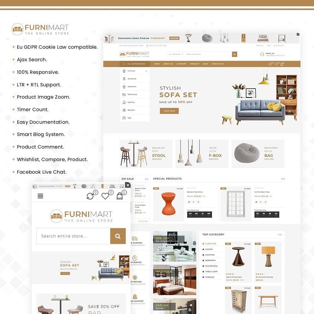 theme - Heim & Garten - Furnimart - The Furniture Store Template - 1