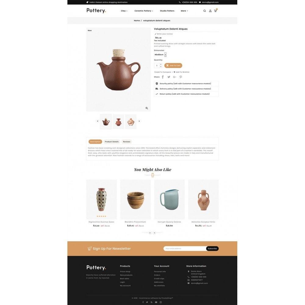theme - Art & Culture - Pottery & Decor Art - 5