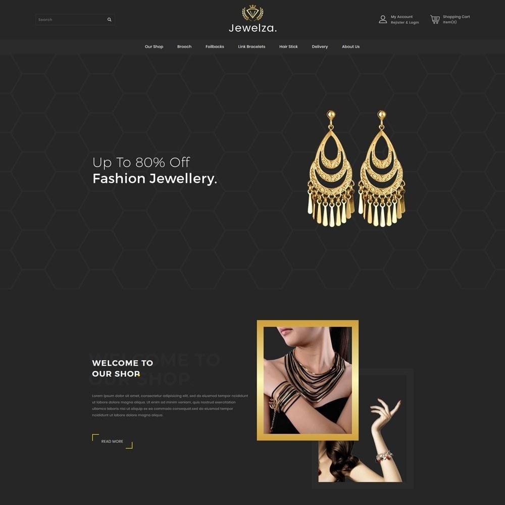 theme - Joalheria & Acessórios - Jewelza - The Jewelry Store - 2