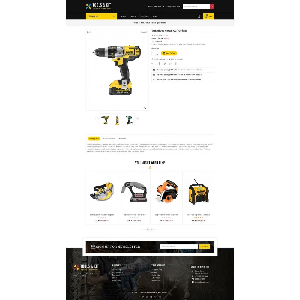 theme - Electronics & Computers - Power Tools & Kit - 5