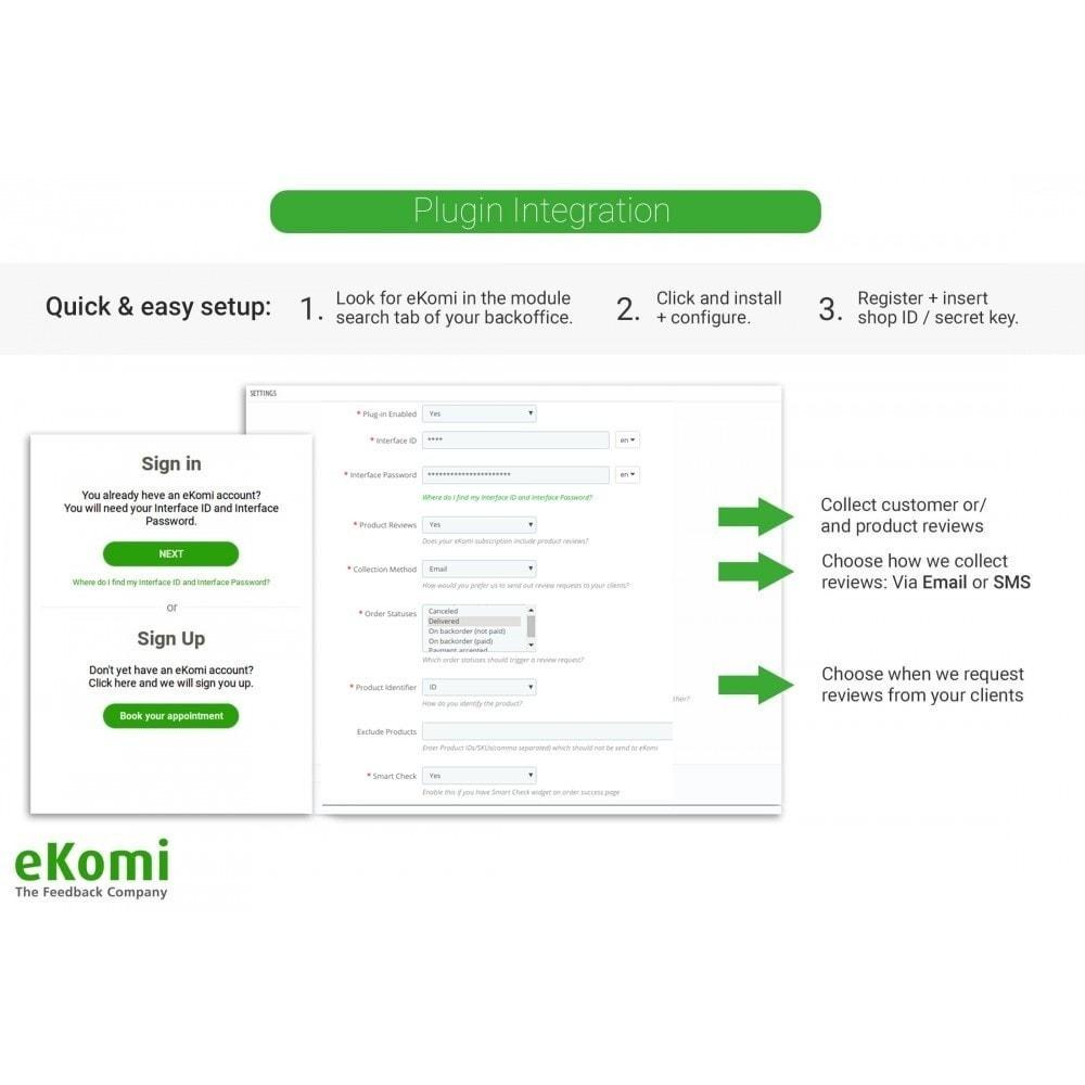 module - Recensioni clienti - Recensioni e valutazioni eKomi - 1