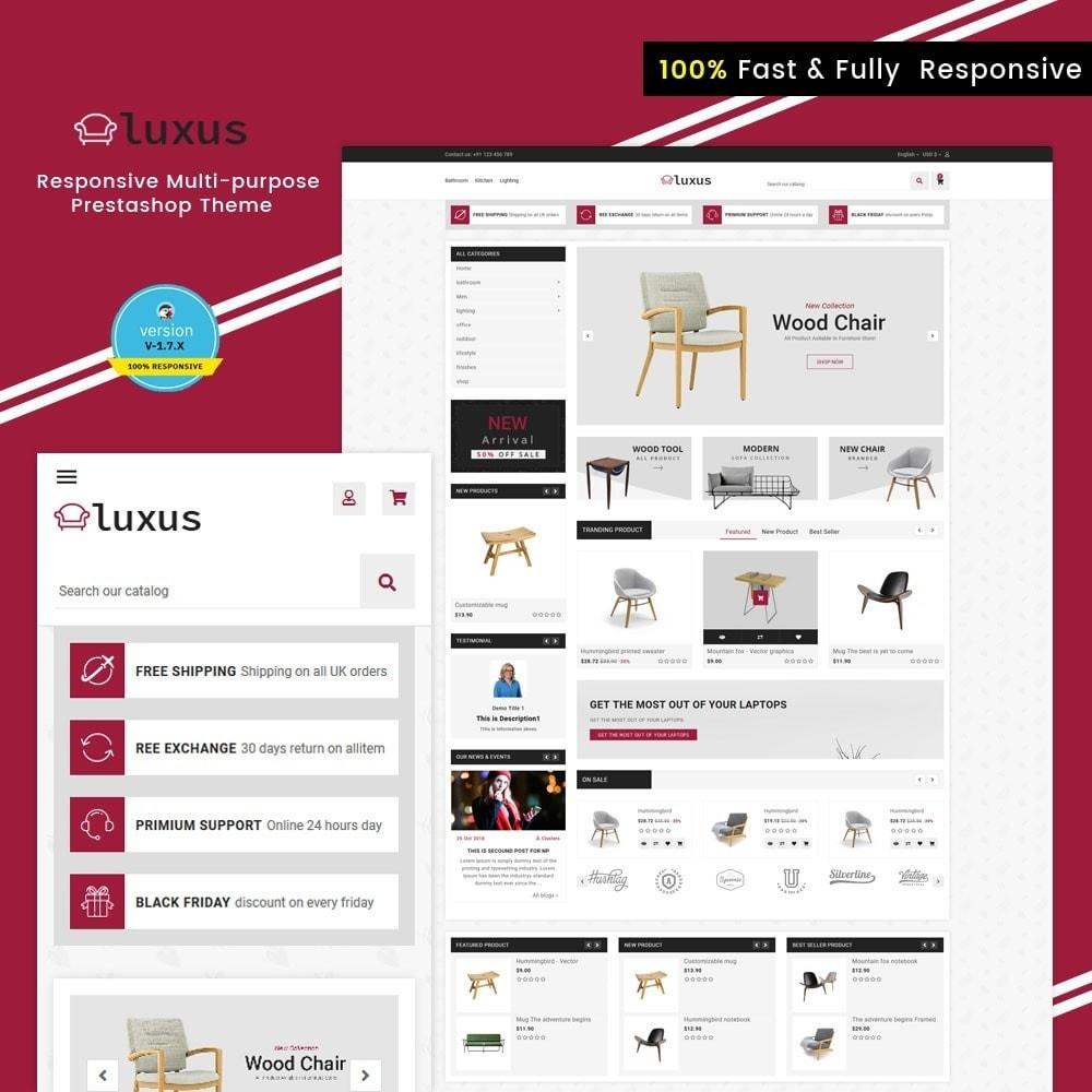 theme - Huis & Buitenleven - Luxus - Furniture Store - 1