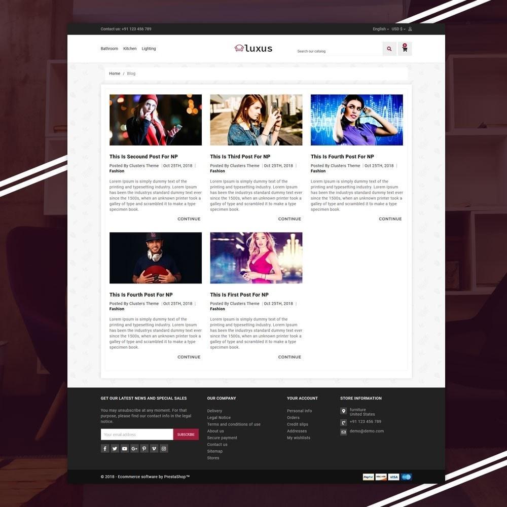 theme - Huis & Buitenleven - Luxus - Furniture Store - 5