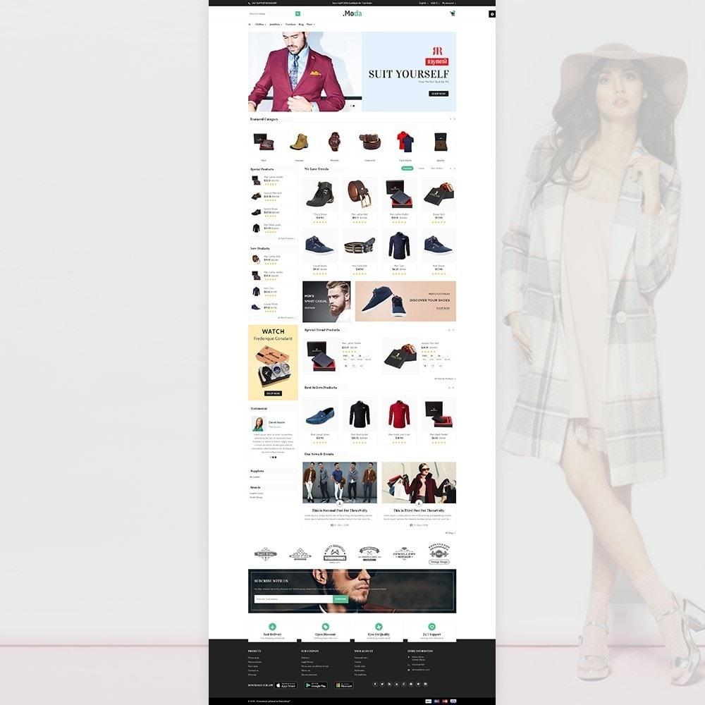 theme - Fashion & Shoes - Moda. - The Fashion Store - 2