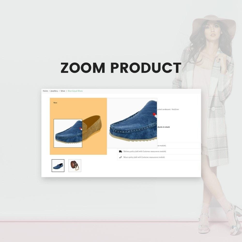 theme - Fashion & Shoes - Moda. - The Fashion Store - 6