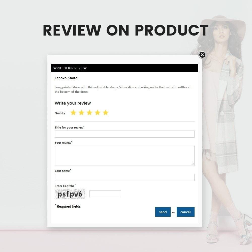 theme - Fashion & Shoes - Moda. - The Fashion Store - 9