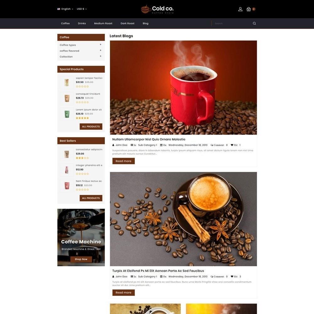 theme - Boissons & Tabac - Coldco Coffee Store - 9