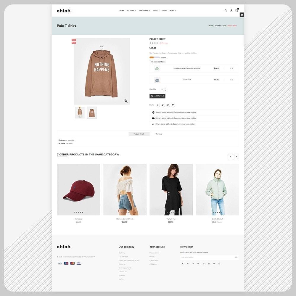 theme - Fashion & Shoes - Chloe Mode - dieArt Mall Premium - 4