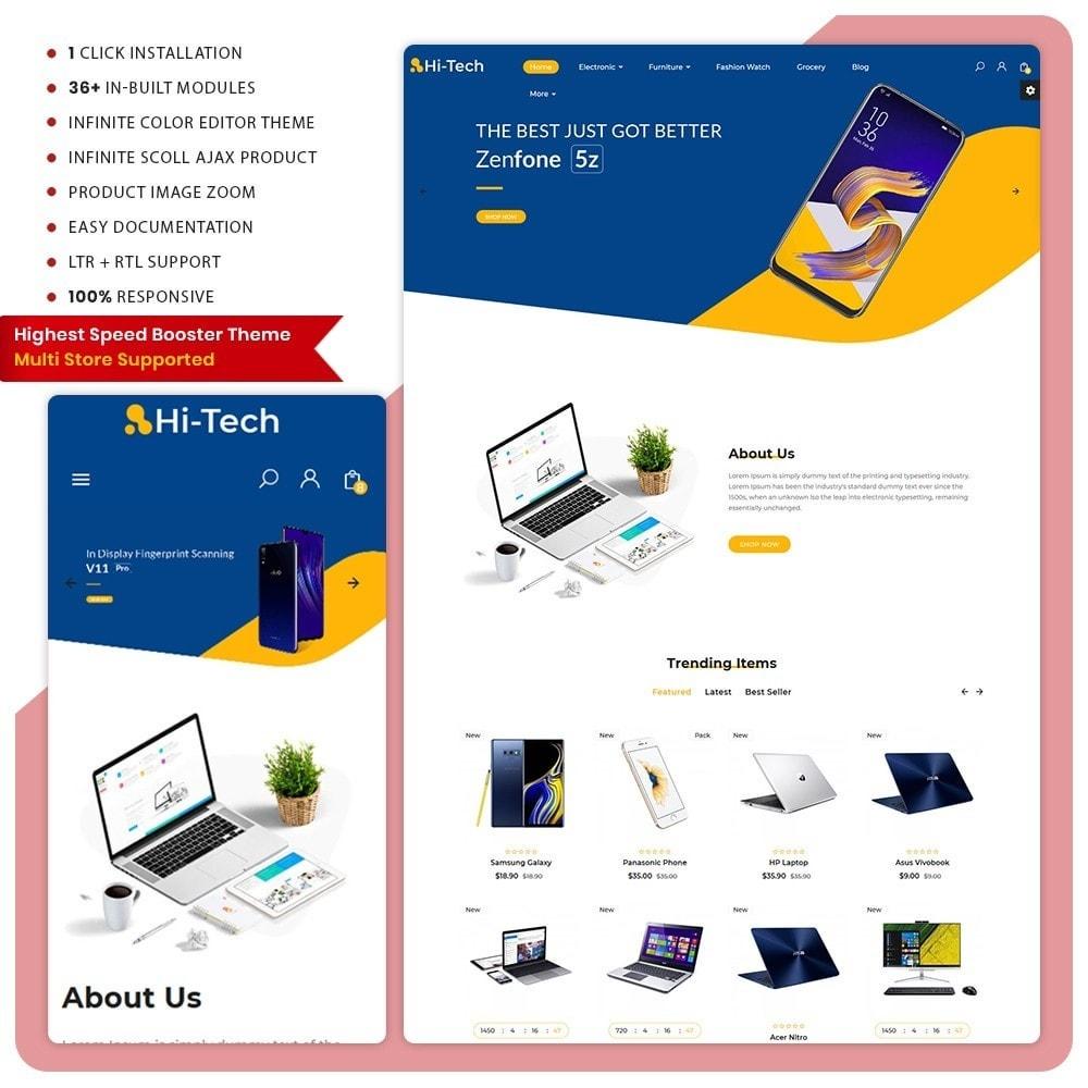theme - Electronics & Computers - Hitech Electronics Big Mall - 1