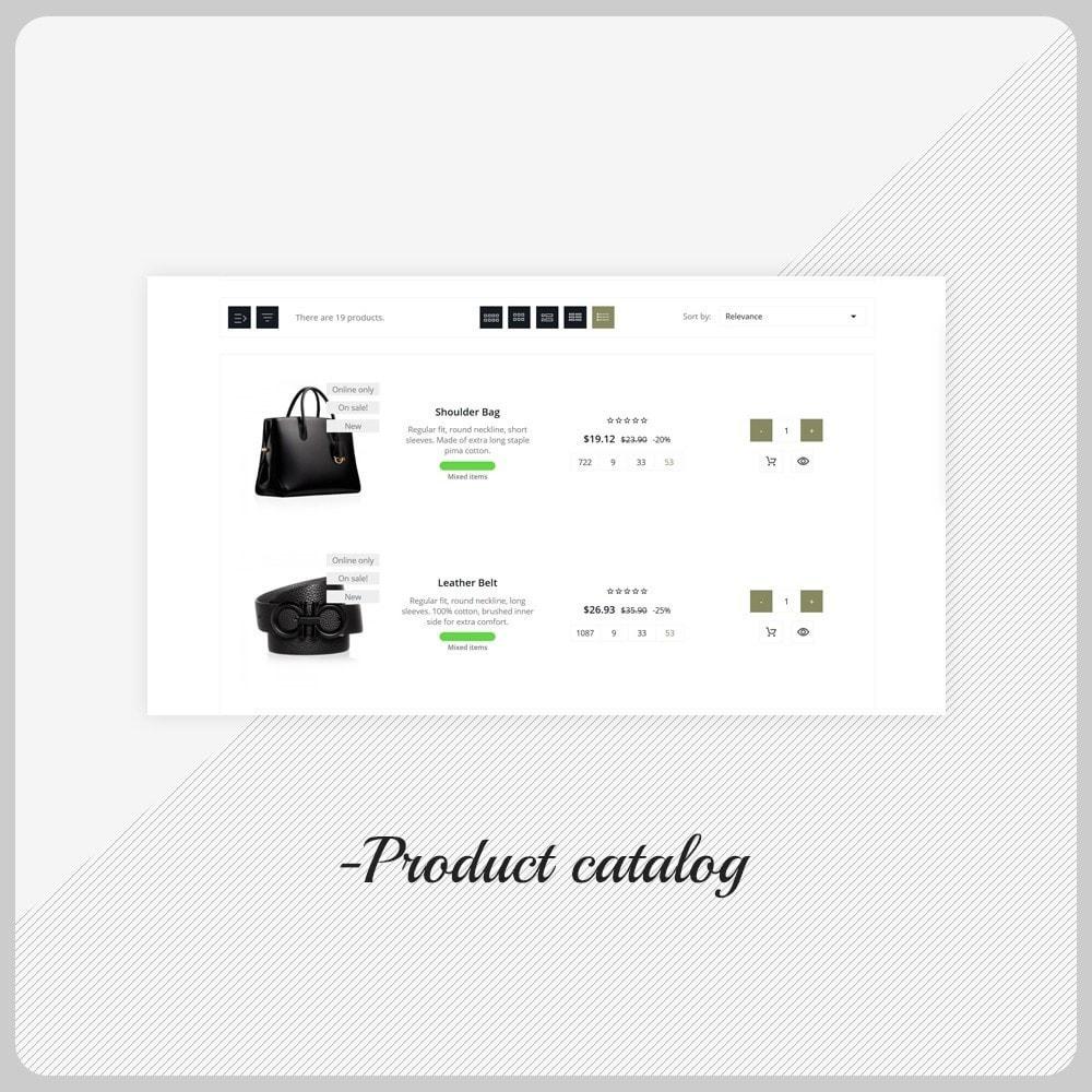 theme - Fashion & Shoes - Sac -  Leather Bag Super Store - 11