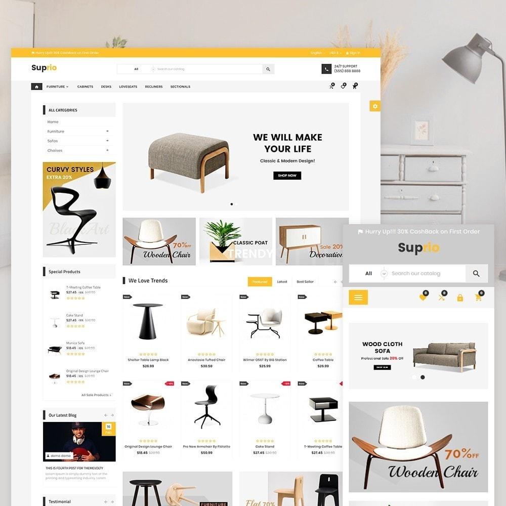 theme - Huis & Buitenleven - Suprio Furniture and Decor Super Store v3 - 2