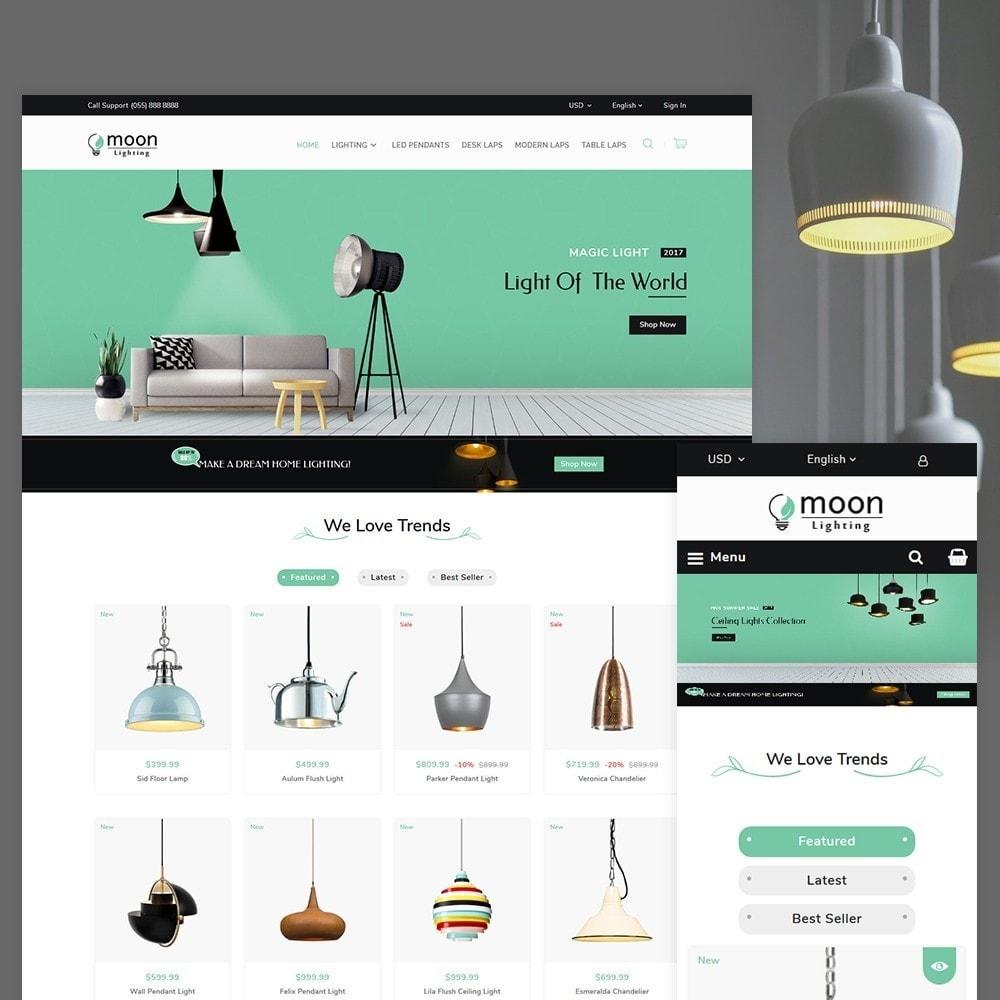 theme - Dom & Ogród - Moon Light Decor Shop - 2