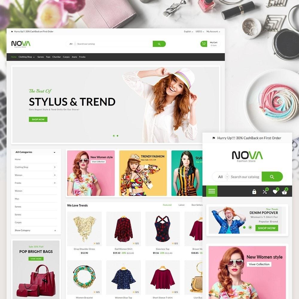 theme - Fashion & Shoes - Nova The Fashion Store - 2