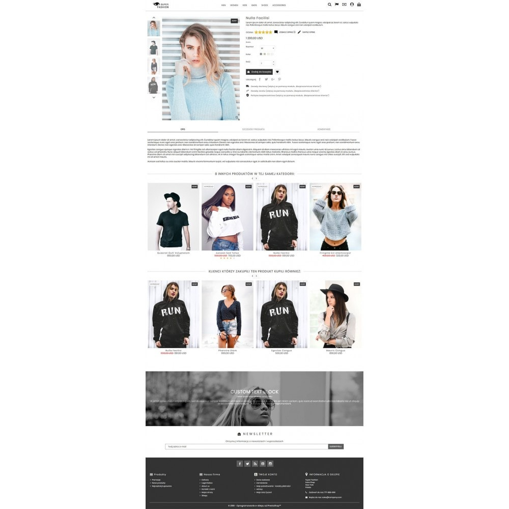theme - Fashion & Shoes - Premium Fashion Store - 3