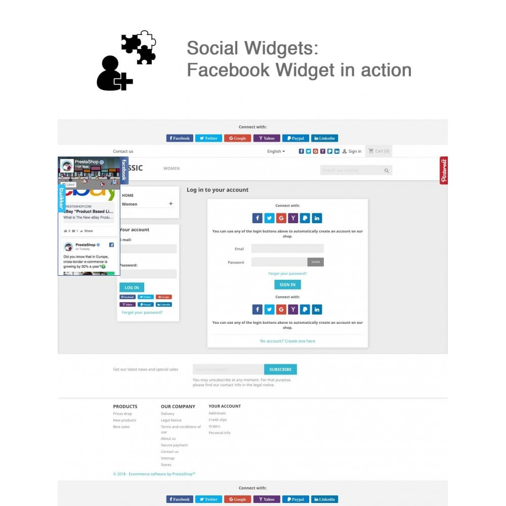 module - Share Buttons & Comments - Social Logins and Coupons + Addons + Statistics 16 in 1 - 11