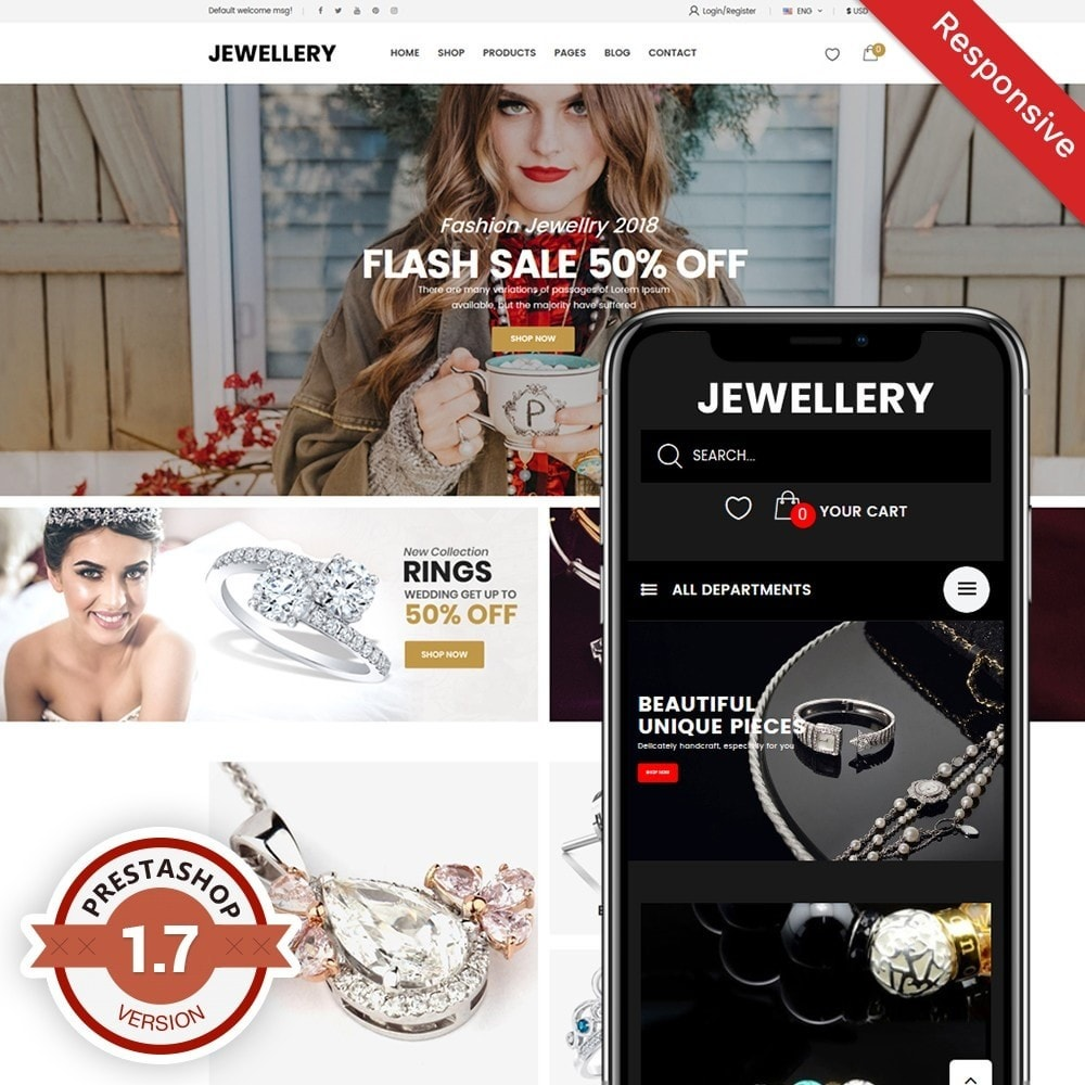 theme - Bijoux & Accessoires - Jewellery - 1