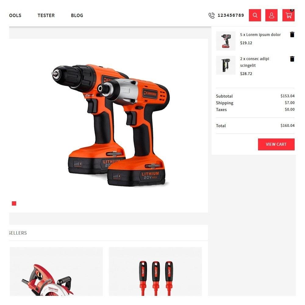 theme - Automotive & Cars - Proto Tools Shop - 7