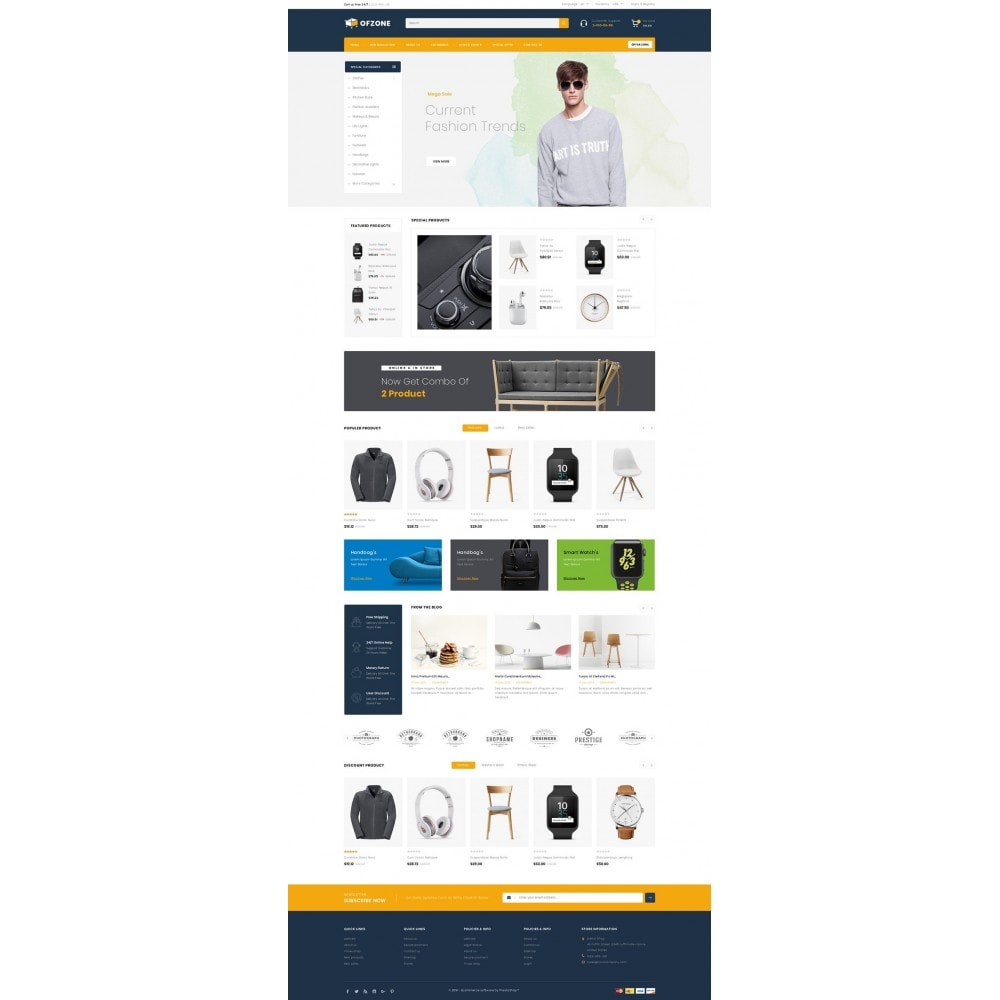 theme - Heim & Garten - Ofzone - Multipurpose Store - 2