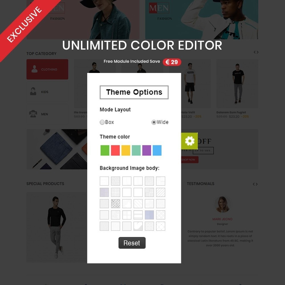 theme - Fashion & Shoes - Fashionbox - The fashion & clothing store - 3