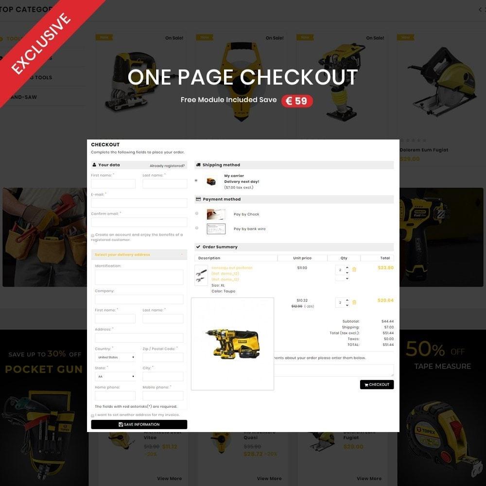 theme - Auto & Moto - Toolscart - Mega Tools Store Template - 2
