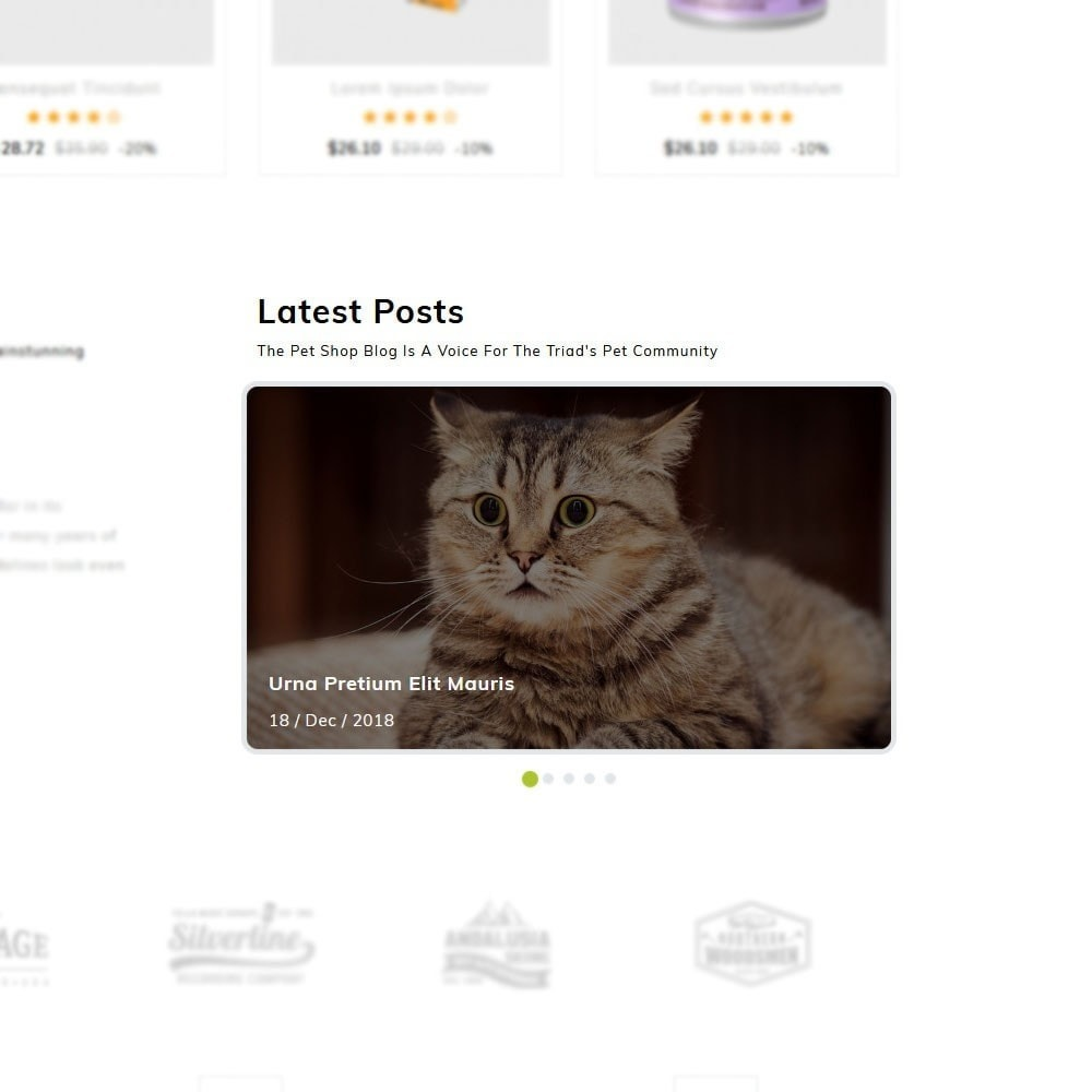theme - Animales y Mascotas - Wiser Pets Store - 9