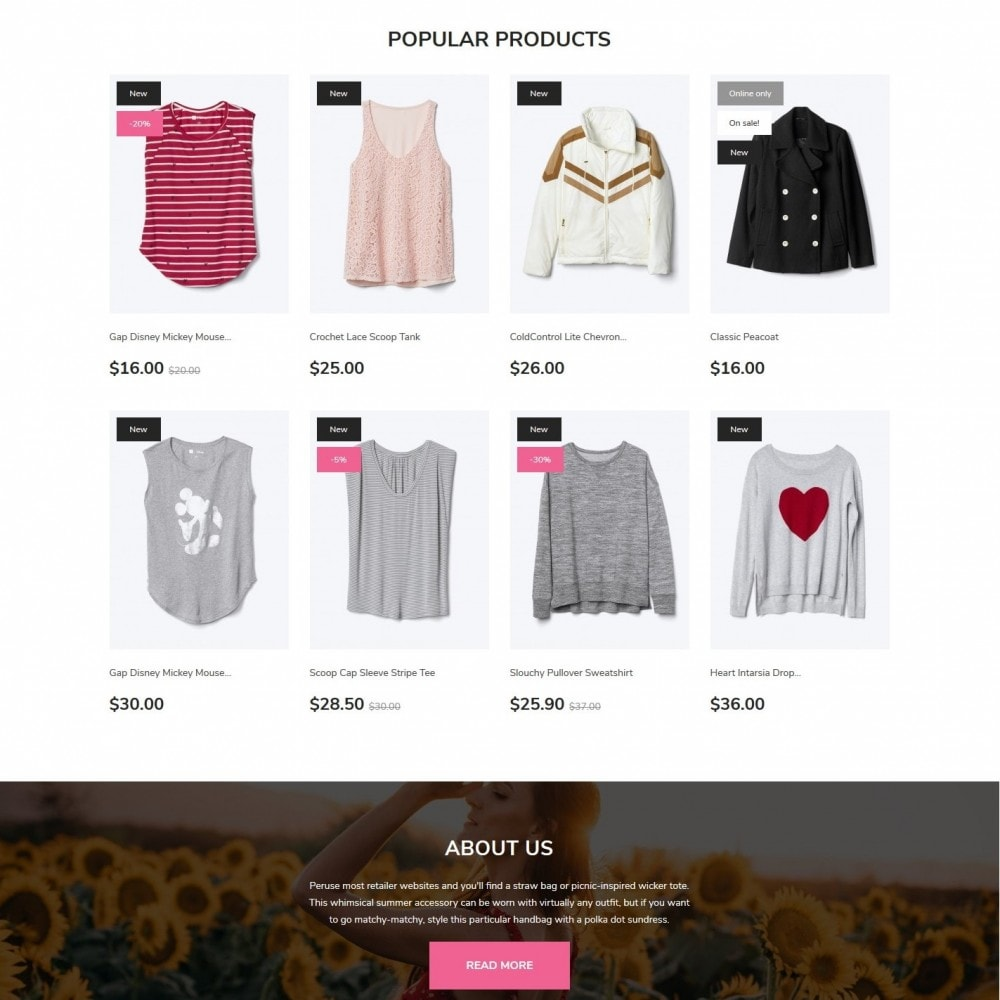 theme - Fashion & Shoes - Best look Fashion Store - 3