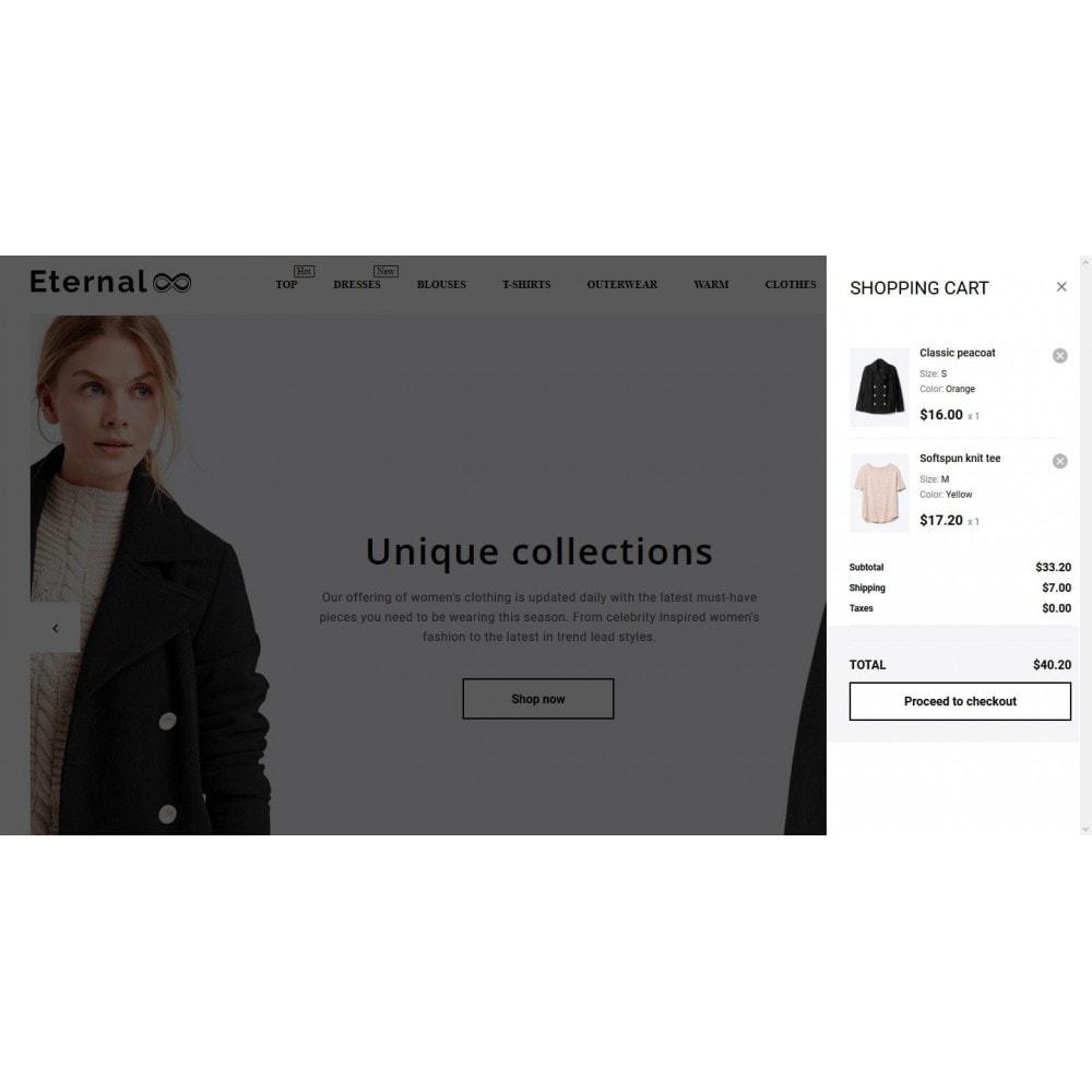 theme - Fashion & Shoes - Eternal Fashion Store - 7