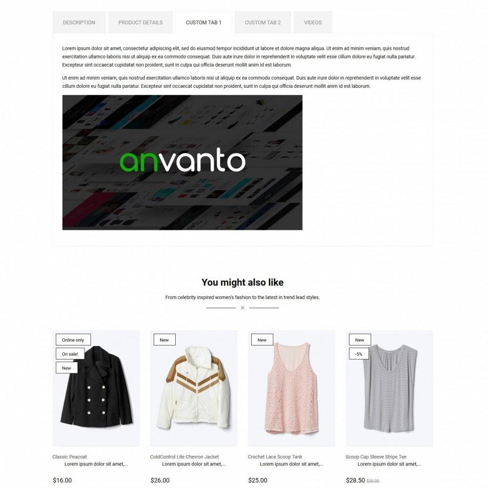 theme - Fashion & Shoes - Eternal Fashion Store - 8