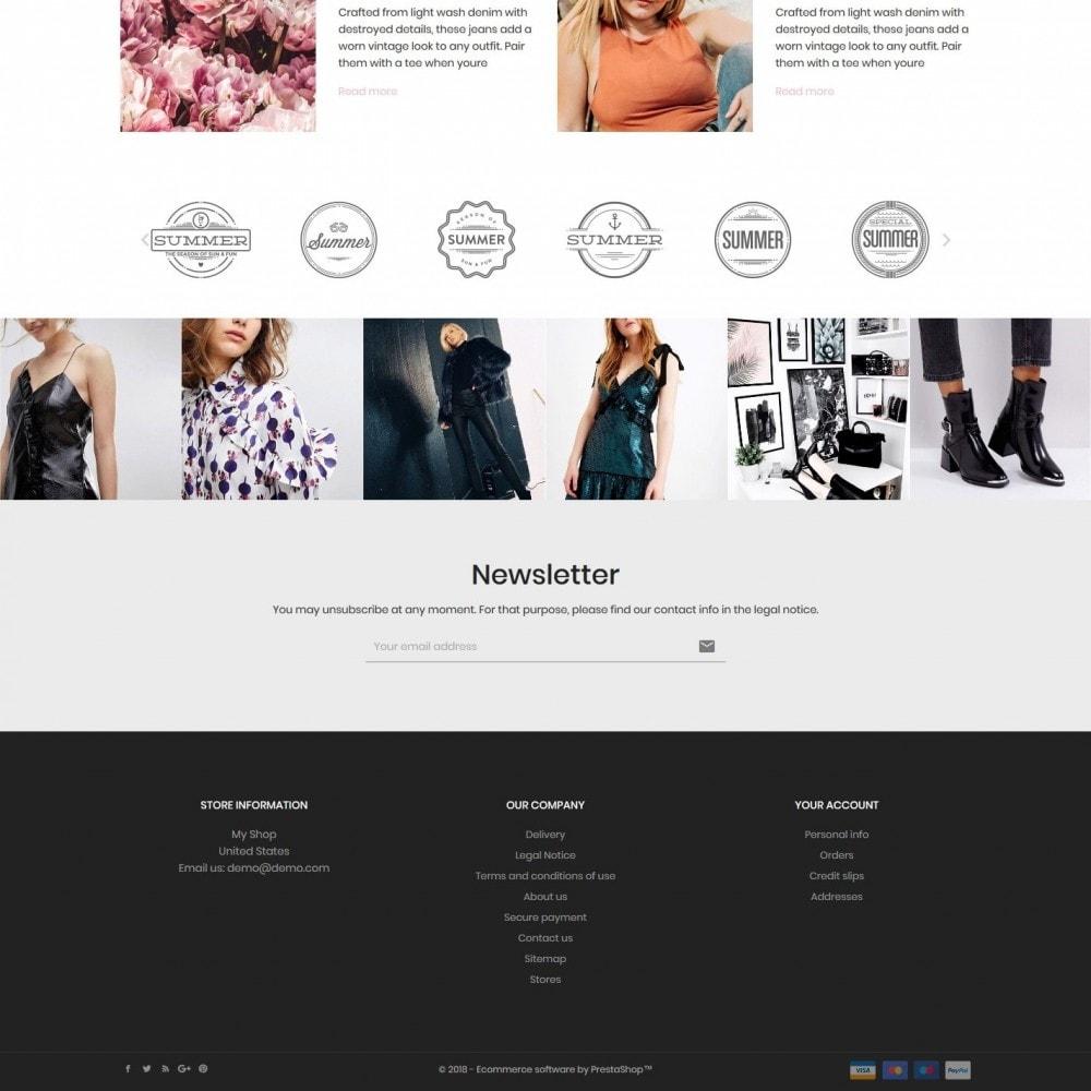 theme - Fashion & Shoes - Simple life Fashion Store - 4