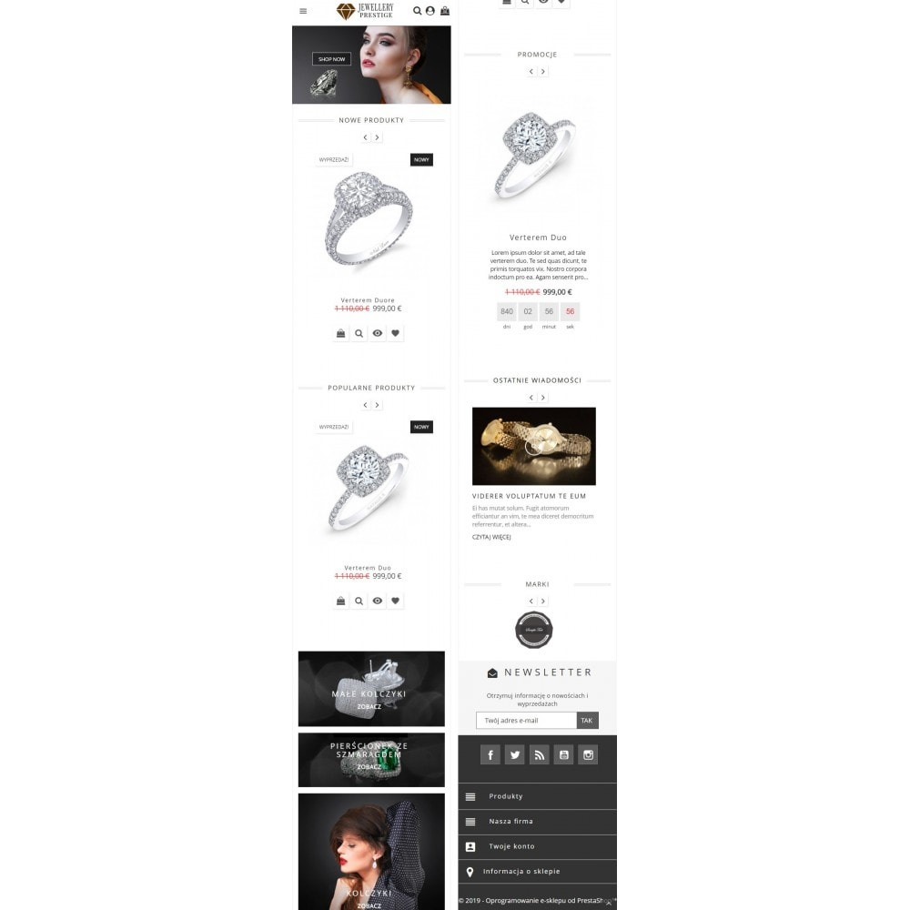 theme - Biżuteria & Akcesoria - Prestige Jewellery - 5