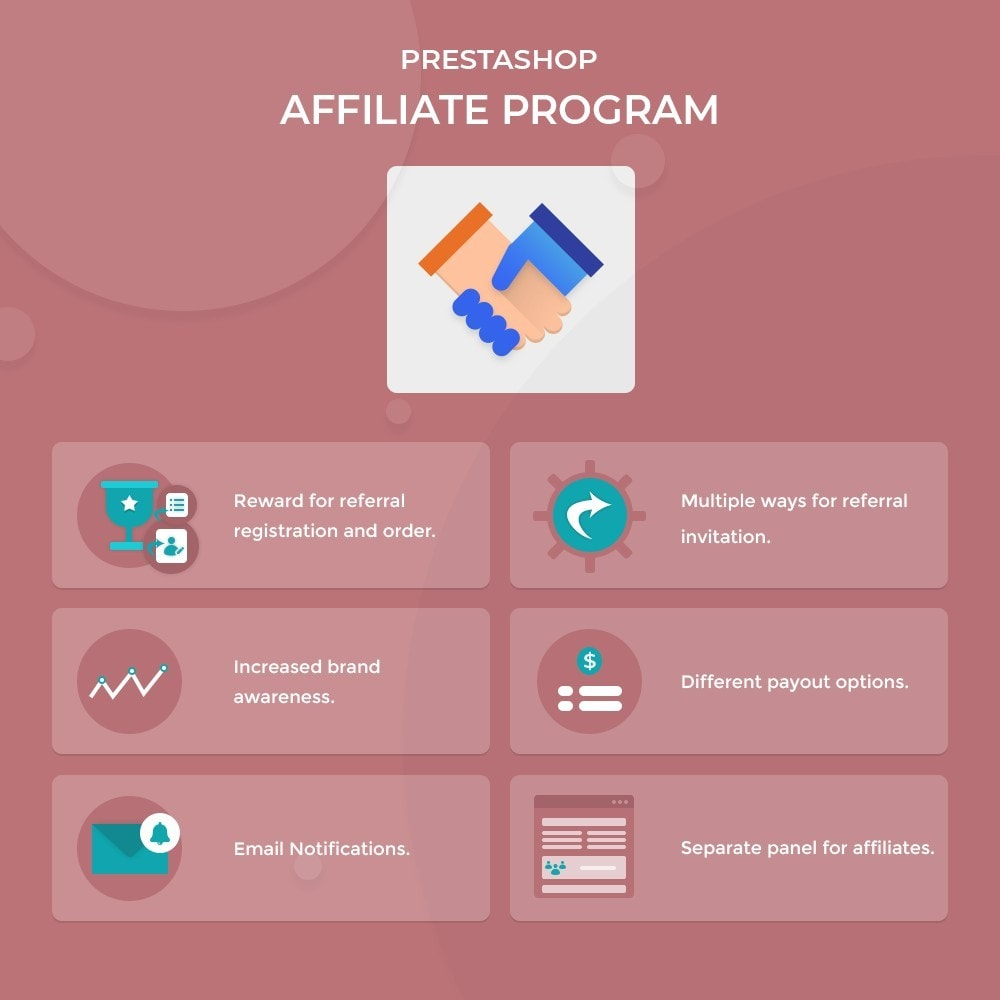 module - Referral & Loyalty Programs - Affiliate Program - 1