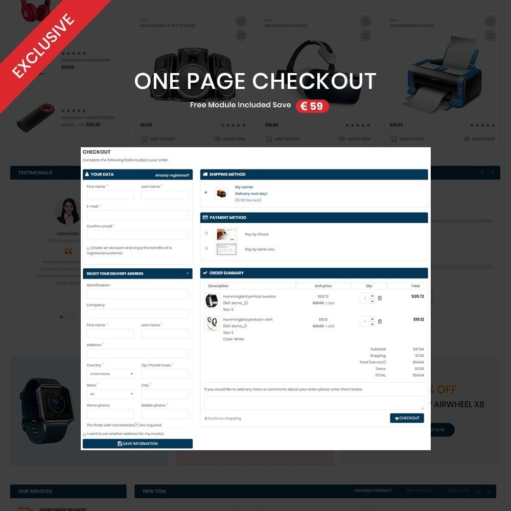 theme - Elektronika & High Tech - Electros – Multipurpose Electronic Store - 2