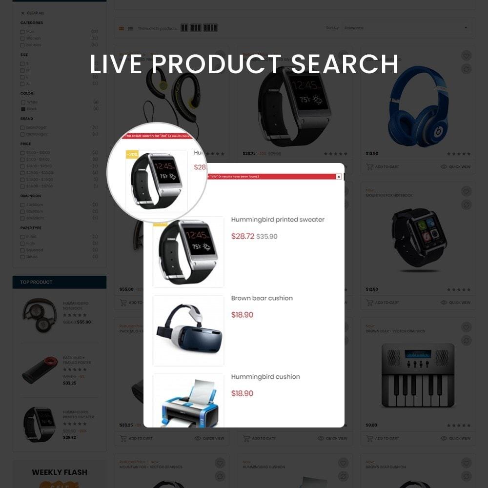 theme - Elektronika & High Tech - Electros – Multipurpose Electronic Store - 6
