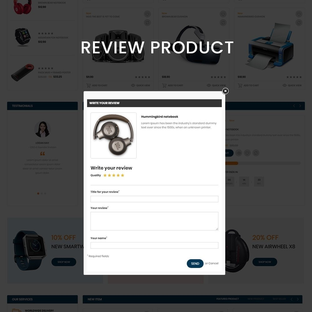 theme - Eletrônicos & High Tech - Electros – Multipurpose Electronic Store - 7