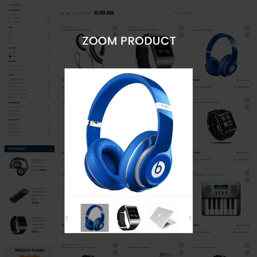 theme - Elektronika & High Tech - Electros – Multipurpose Electronic Store - 9